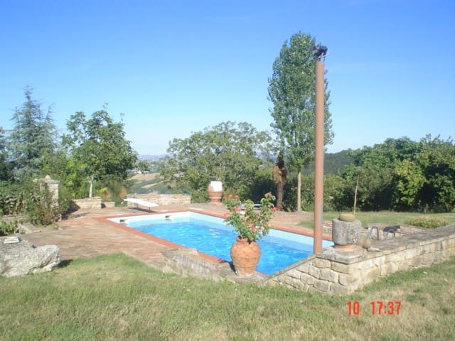 Country House with Swimming Pool - Penna San Giovanni
