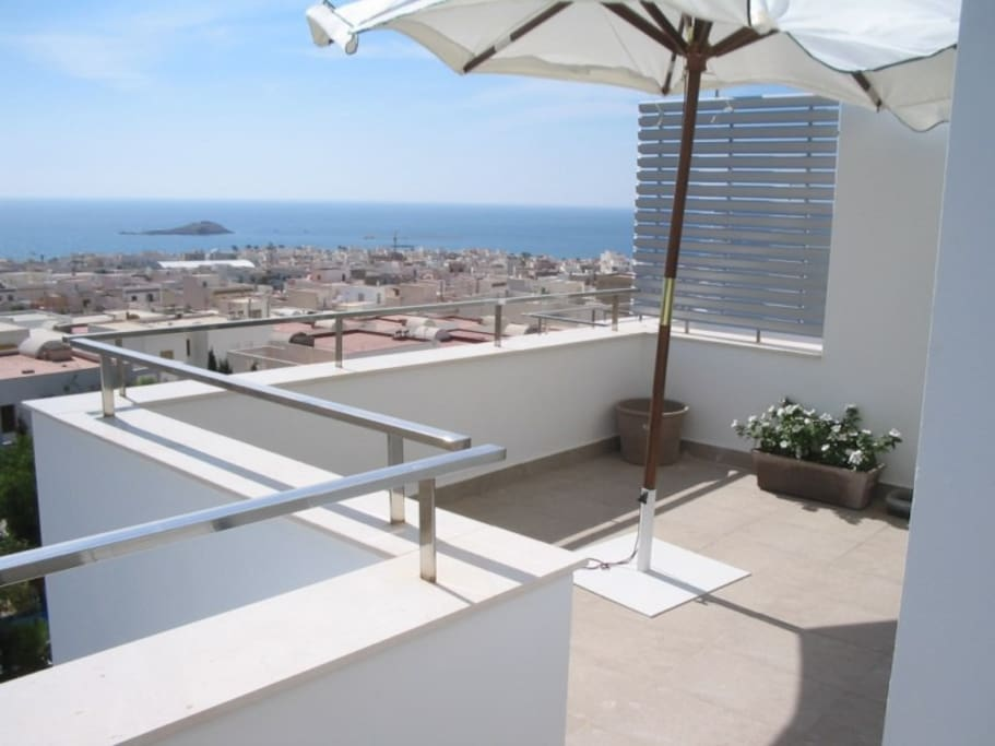 Vistas terraza planta alta