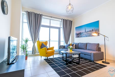 1BR High Floor |  Skyline Views | Dubai Marina