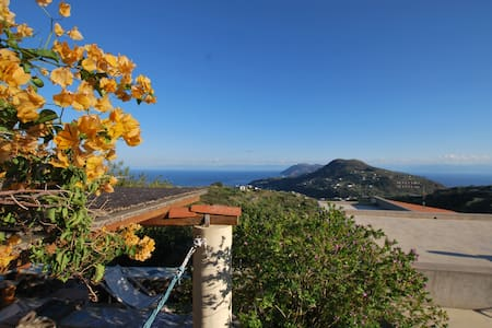 Terasia cottage in Lipari islands - Lipari