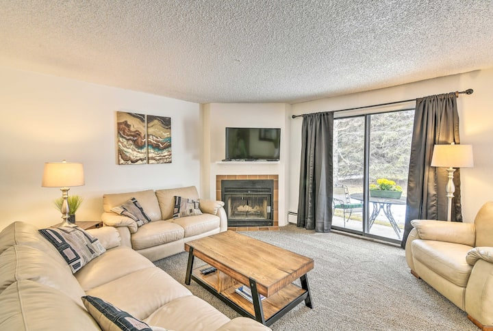 Anchorage Apartment w/ Patio - Near the Knik Arm!