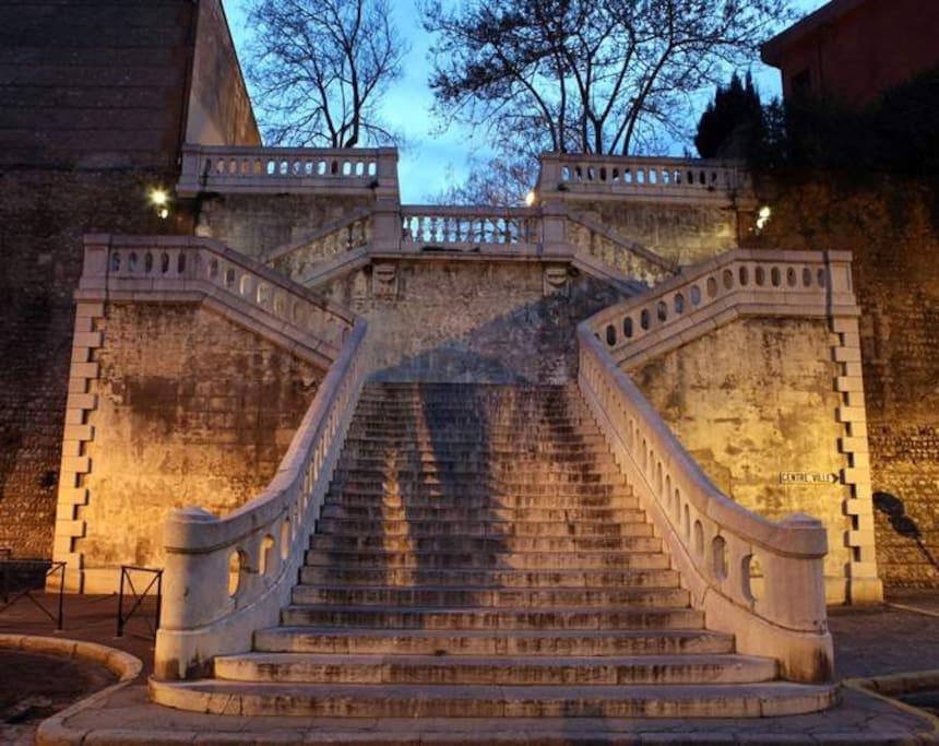 Place Molière à proximité