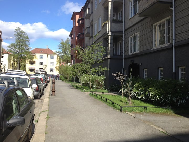 Large Room in the heart of Oslo