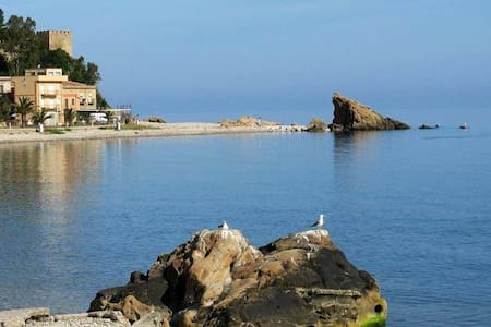 Casa vacanza vicino al mare         - Pettineo - บ้าน