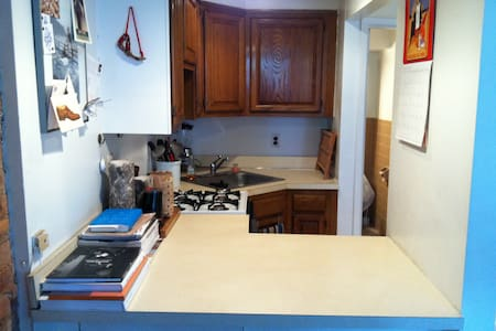 East Village Single with kitchen and full bath - Appartamento