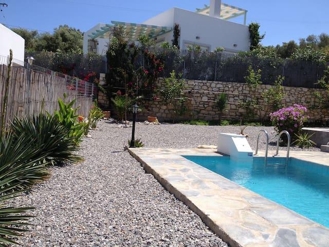 350 m² Garten