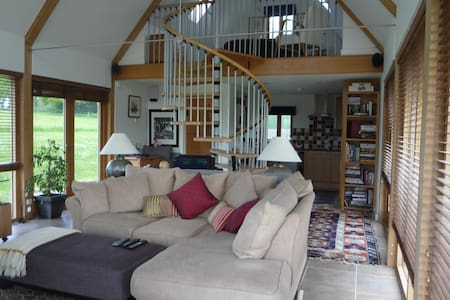 Charming country escape for 2 - with 6pm checkout. - North Leigh - Inny