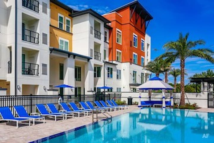 ♥Family♥ Luxury♥ 6mi+2Disney♥2bd2ba♥Value