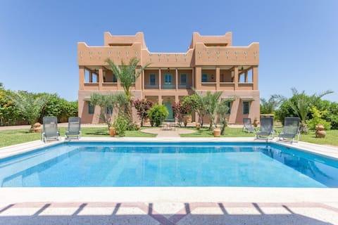 Πολυτελές σπίτι κοντά στο Μαρακές