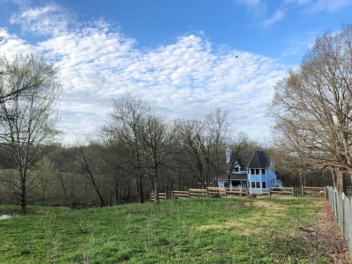 Hart Wynd Farm Retreat