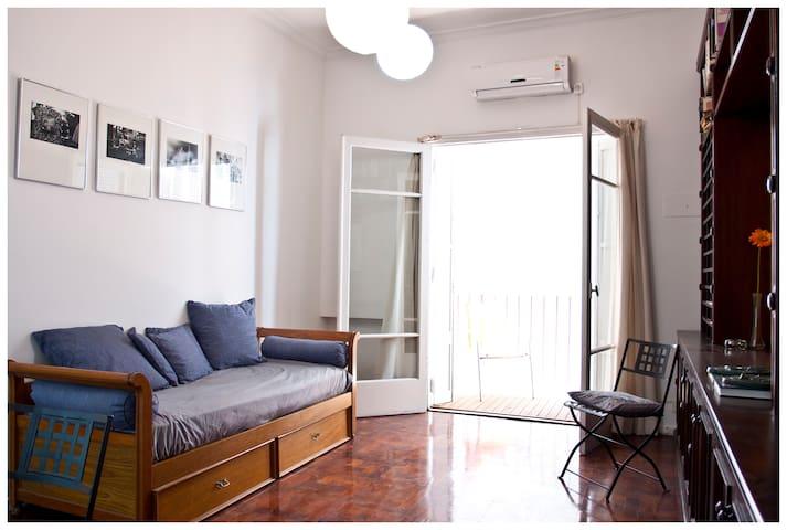 Apartamento de 1 cuarto cerca de Plaza San Martín