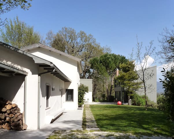 Angolo di pace tra le querce - Casteltodino - Σπίτι
