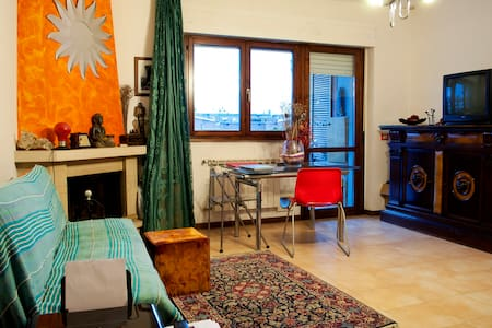 Large room with private bathroom B&B Happy Goose - Roma
