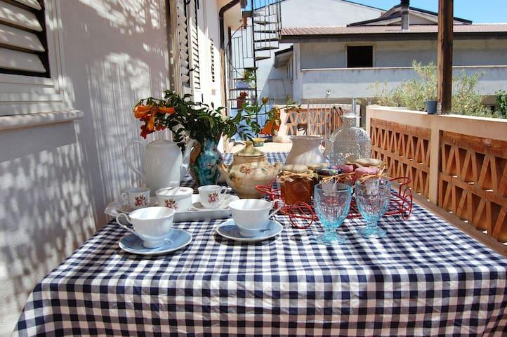 B&B L'Armata Brancaleone - Brancaleone Marina - Bed & Breakfast