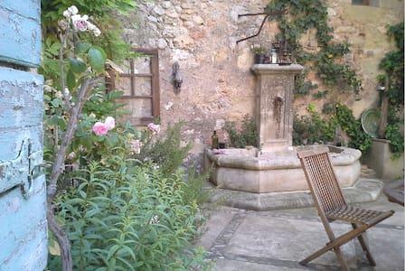 B&B/Chambres d'hôtes-Villa Fontilha - Usclas-d'Hérault