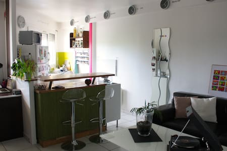 Studio to 25min from Paris - Brétigny-sur-Orge
