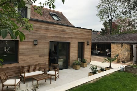 Charmante maison rénovée en Pays de la Loire .