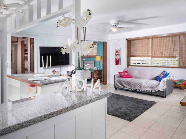 Cozy Entire Home Apt in The Heart of Waikiki Beach