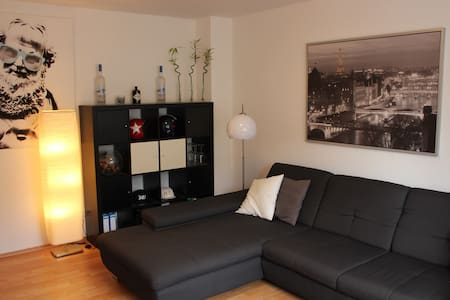 Cozy,quiet and centrally located 2 room apt.