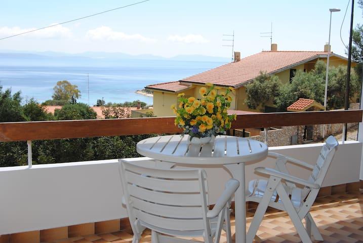 Appartamento vista mare, Maladroxia - Sant'Antioco - Leilighet