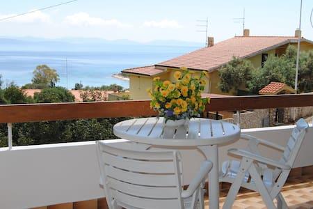 Appartamento vista mare, Maladroxia - Sant'Antioco - Wohnung
