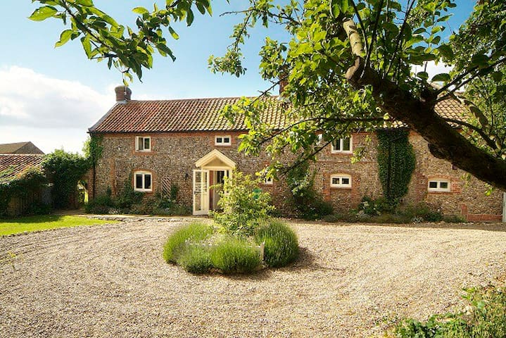 Charming North Norfolk cottage - Hindringham - Huis