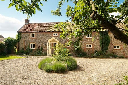 Charming North Norfolk cottage - Hindringham - Casa