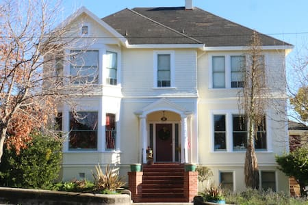 Entire West Side Upper Flat~Bohemian Penthouse - Petaluma