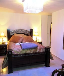 Beautiful Rooms near Jerusalem!!!!! - Abu Ghosh - Bed & Breakfast
