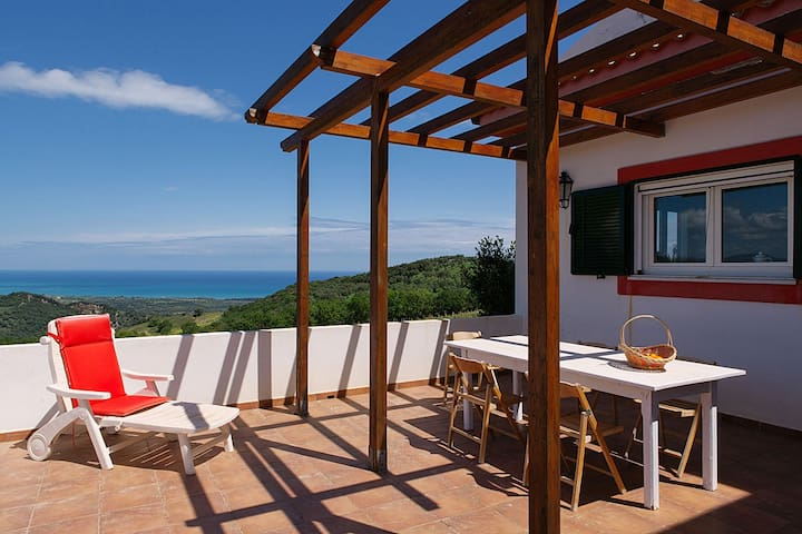 House with sea view in South Italy! - Cirò (Kr) - Villa