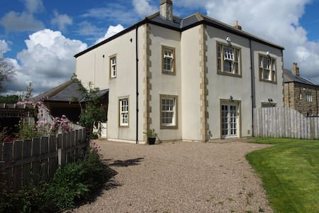 Country house near Yorkshire Dales. Private bath. - West Marton - Oda + Kahvaltı