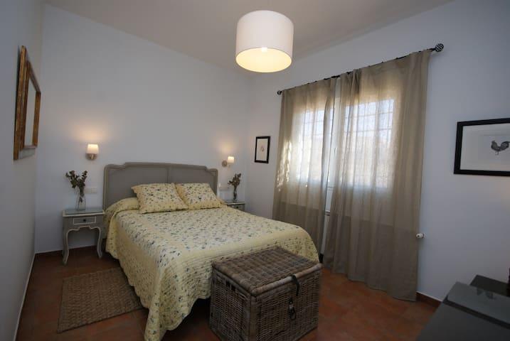 Habitación ideal para parejas - Finca El Romeral - Alpera - House