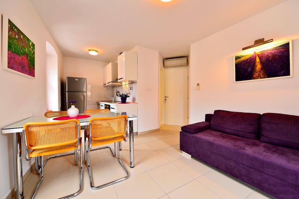 Luxury Villa Bobica Vodice - 2.floor apartment A2