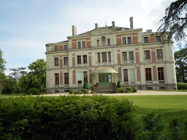 Dans un Château de la Loire - Varades - Bed & Breakfast