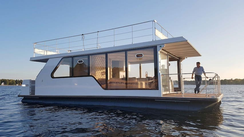 SUNRISE HOUSEBOAT