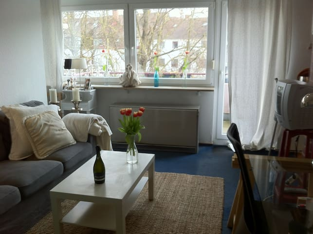 Idylle an der Donau - Neu-Ulm - Lejlighed