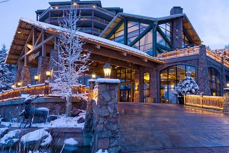 Park City Utah Signature Studio Condo 4 guest - Park City - Villa