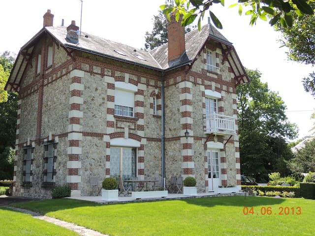 LE BUISSON  accommodation AMBOISE  Loire Valley