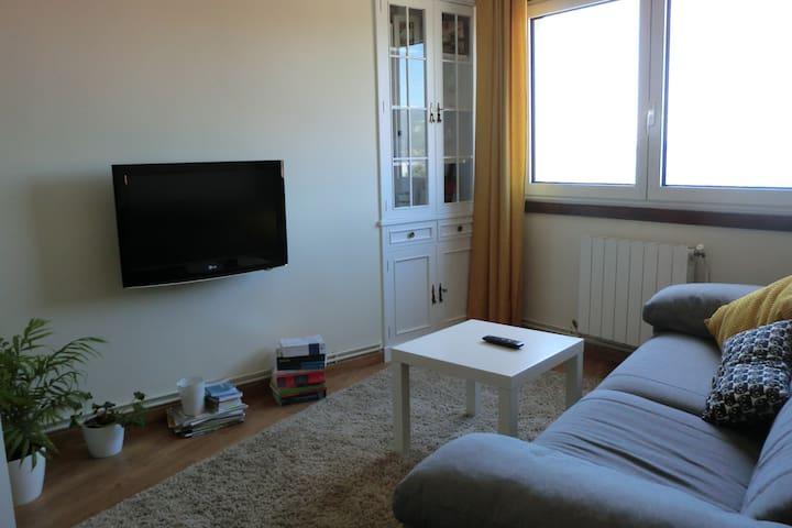 Habitación individual en Travesía de Vigo