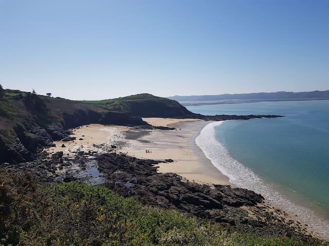 Maison Bretonne proche de la mer
