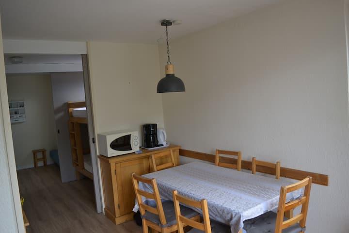 Appartement pied des pistes 4/6 pers - Deux-Alpes