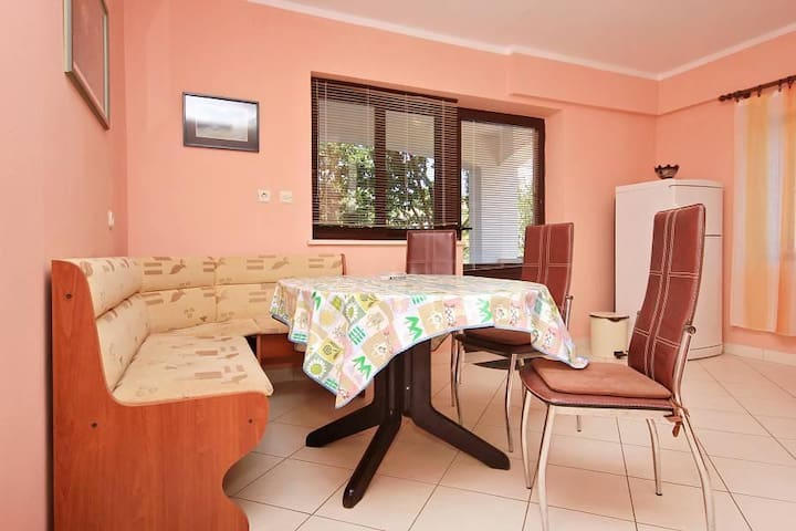 Two bedroom apartment with terrace Lovište, Pelješac (A-10182-d) - Lovište - Apartament