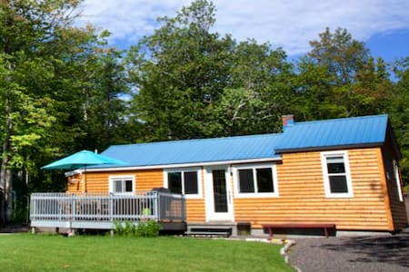 Da Beach Cabin - Keweenaw County - Zomerhuis/Cottage