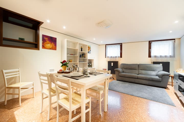 The Zen House, relax and privacy for 2 in Venice!