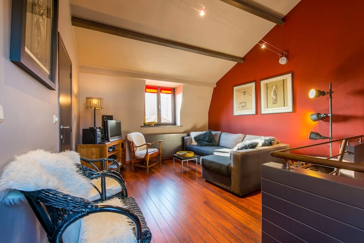 Fully equipped flat, your best deal in Bruges