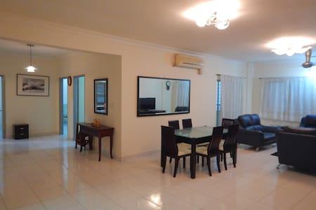 Spacious & cosy 3BR aprmt in Damansara Perdana! - 八打灵再也 - 公寓