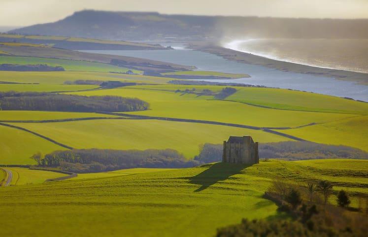 A little bit of luxury in beautiful Dorset ❤️
