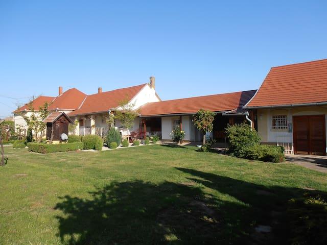 Ferienhaus Andreas - Somogyszentpál - Huis