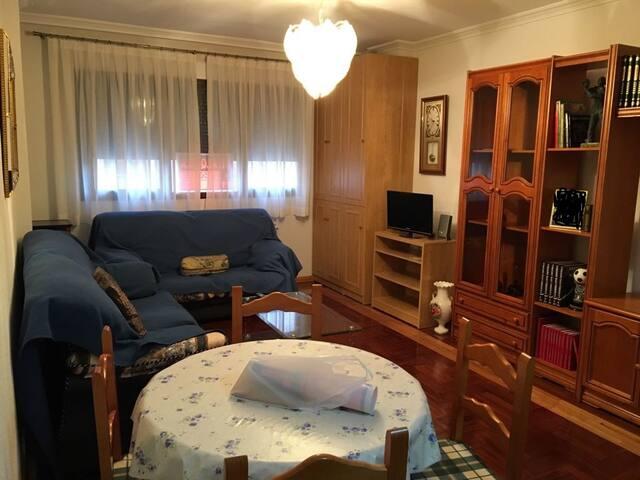 Apartamento 2 hab. El Barco de Ávila 500e