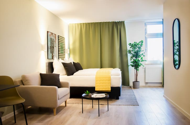 Limehome Dortmund Südwall - Junior Suite